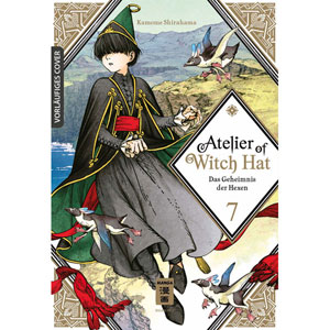 Atelier Of Witch Hat 007 Limited Edition