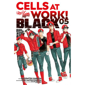 Cells At Work ! Black 005