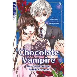 Chocolate Vampire - Light Novel: Das Geheimnis Der Familie Kuroyuri