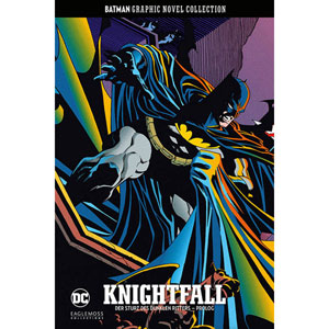 Batman Graphic Novel Collection 039 - Knightfall - Der Sturz Des Dunklen Ritters, Prolog
