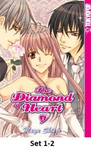 Diamond Of Heart-set 1-2
