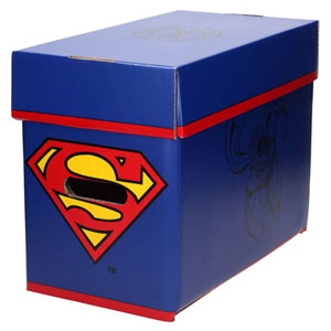 Dc Comics Archivierungsbox Superman