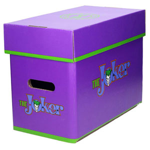 Dc Comics Archivierungsbox The Joker