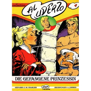 Gefangene Prinzessin, Die 004 - Al Uderzo Collection