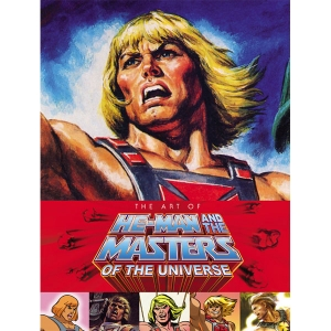 Art Of He-man And The Masters Of The Universe Hc