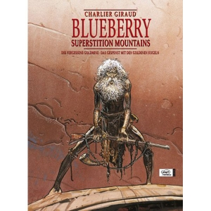 Blueberry Filmbuch - Superstition Mountains