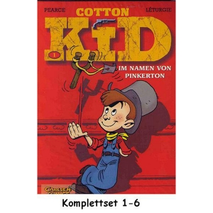 Cotton Kid Komplettset 1-6