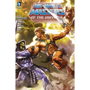 He-man Und Die Masters Of The Universe 001