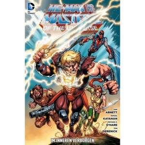 He-man Und Die Masters Of The Universe 004