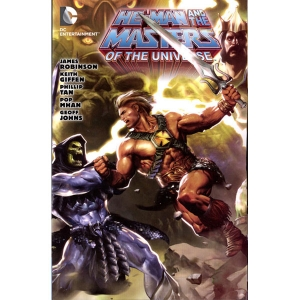He-man And The Masters Of The Universe Tpb 001