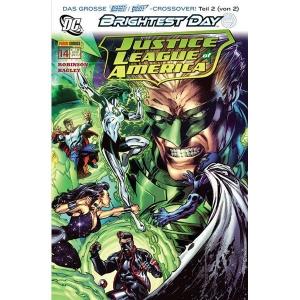 Justice League of America 10 Das Glück des Tüchtigen Wein und Derenick