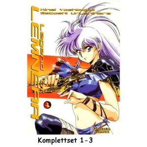 Legend Of Lemnear Komplettset 1-3