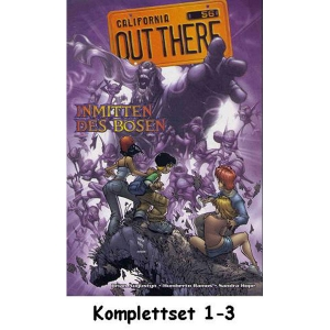 Out There Tpb Komplettset 1-3