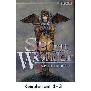 Spirit Of Wonder Komplettset 1-3