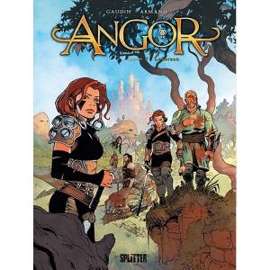 Angor 2  Hardcover Splitter Verlag  Neuware