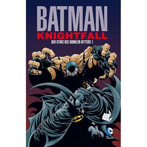 Batman Knightfall Comicland Comics Manga Merchandise Kino Film