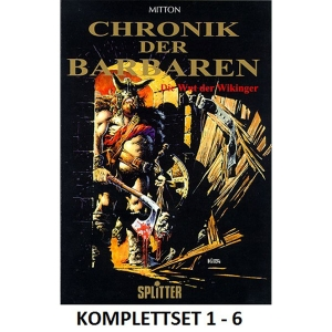 Chronik Der Barbaren  Komplettset 1-6