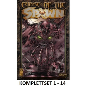 Spawn - The Dark Ages Set 1-14