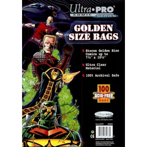 Bags: Golden Age Size Ultra Pro (100)