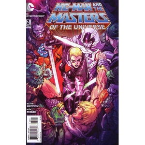He-man And The Masters Of The Universe (2013) 002