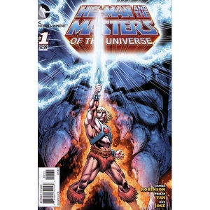 He-man And The Masters Of The Universe (2012) 001