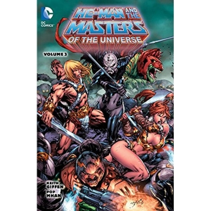He-man And The Masters Of The Universe Tpb 003