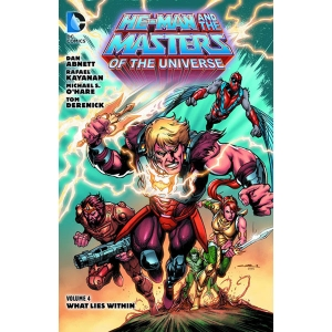 He-man And The Masters Of The Universe Tpb 004 - What Lies Within