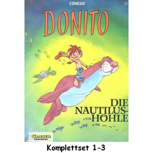 Donito Komplettet 1-3