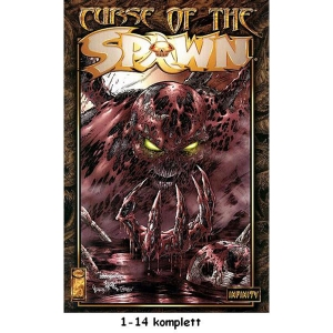 Spawn - Curse Of The Spawn Komplettset 1-14