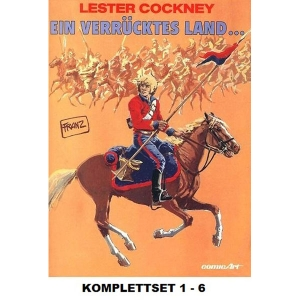 Lester Cockney Komplettset 1-6