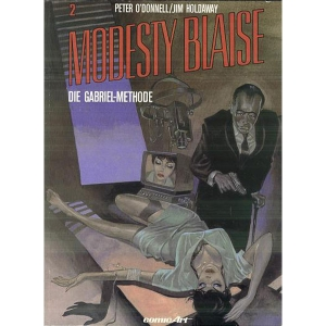 Modesty Blaise 002 - Die Gabriel-methode