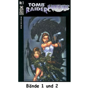 Tomb Raider Witchblade Crossover Komplettset 1-2