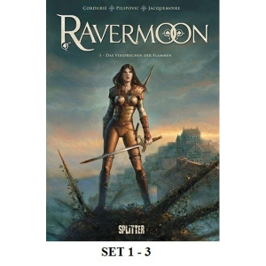 Ravermoon Set 1-3